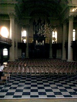 St John's Smith, London • String Ensemble, Organ, Soloists • 3 x Questions-hall1.jpg