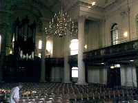 St John's Smith, London • String Ensemble, Organ, Soloists • 3 x Questions-hall2.jpg