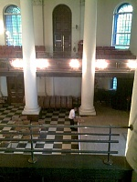 St John's Smith, London • String Ensemble, Organ, Soloists • 3 x Questions-rails.jpg