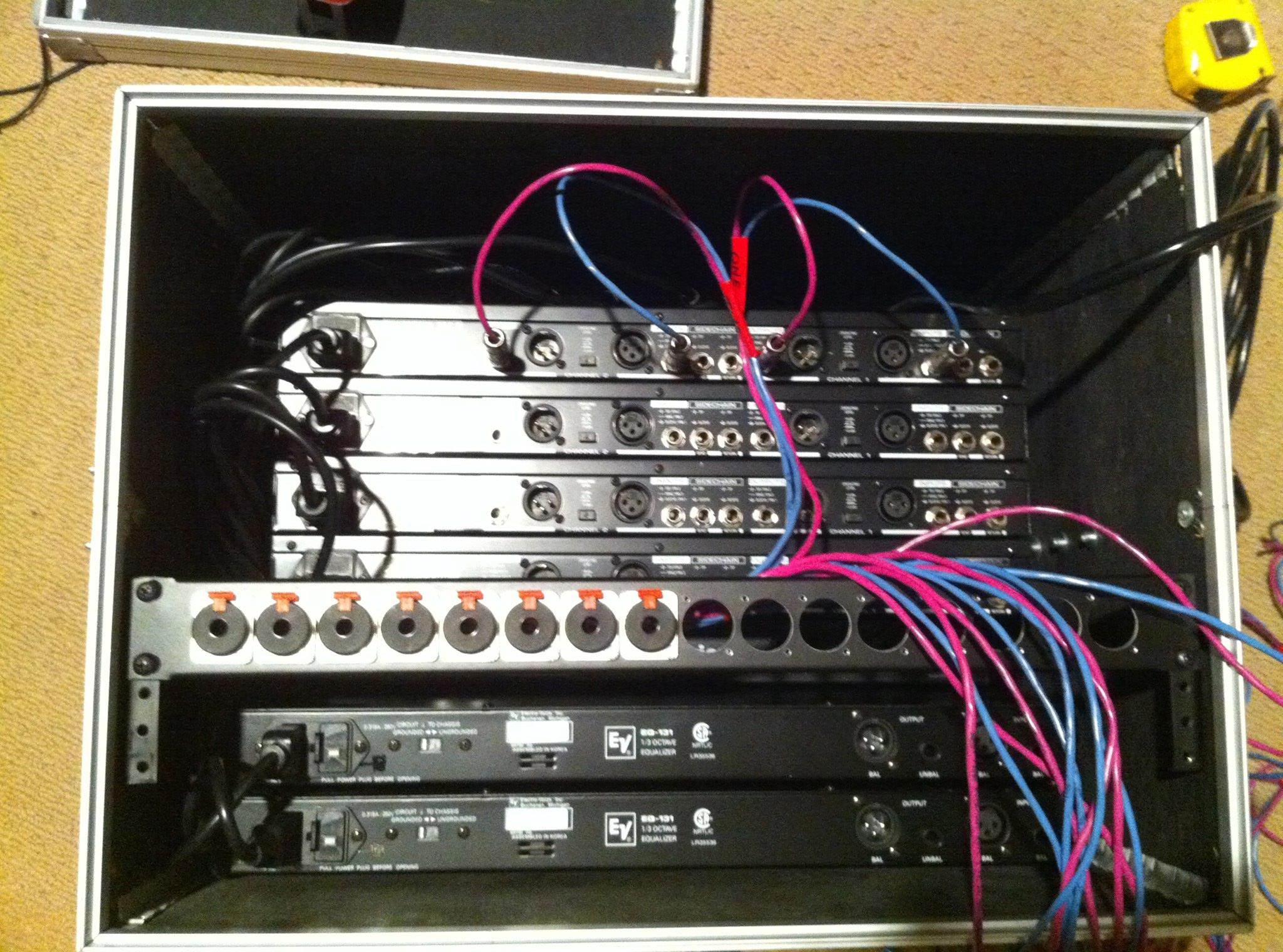 What Does The Back Of Your Rack Look Like When You U0026 39 Re