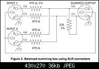 How do I build a Mic Splitter or perhaps a Combiner? - Gearslutz