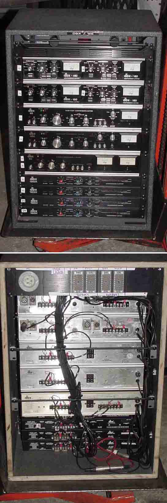 Steve Wiring Racks And Organization Gearslutz Basic Electrical About Dbx