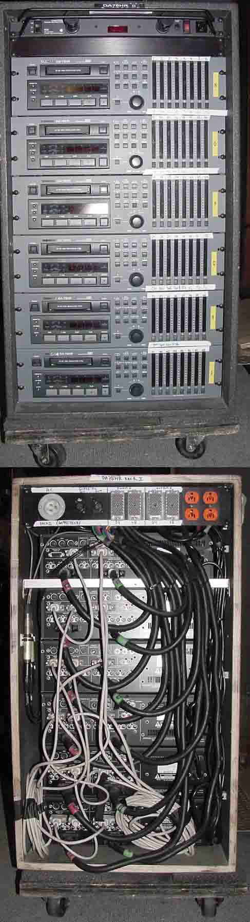 Steve Wiring Racks And Organization Gearslutz Basic Electrical About Dtrs78hr