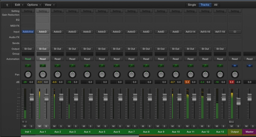 Addictive drums 2, multiple output issue - Gearslutz