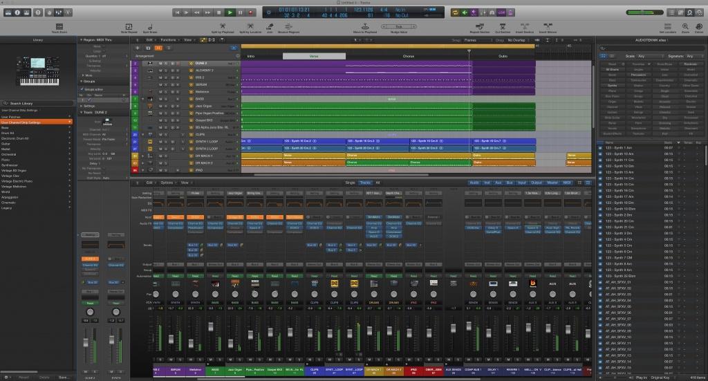 Logic Pro 10 2 Theme - Gearslutz