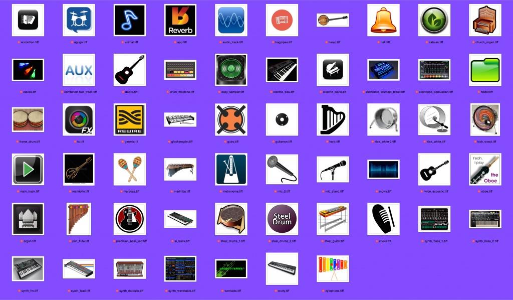Logic studio icon