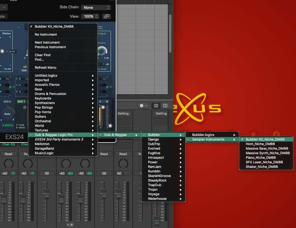 How to add a sample pack to LPX (macOS 10 12 5, LPX 10 3 1) and