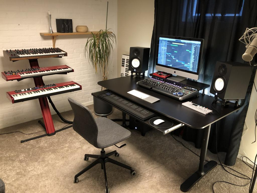 Best Mixing Controller For Logic Pro X 2017 Gearslutz