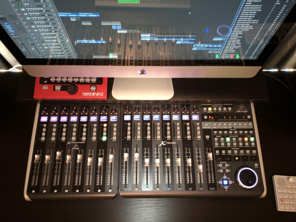 Best mixing controller for Logic Pro X: 2017 - Gearslutz