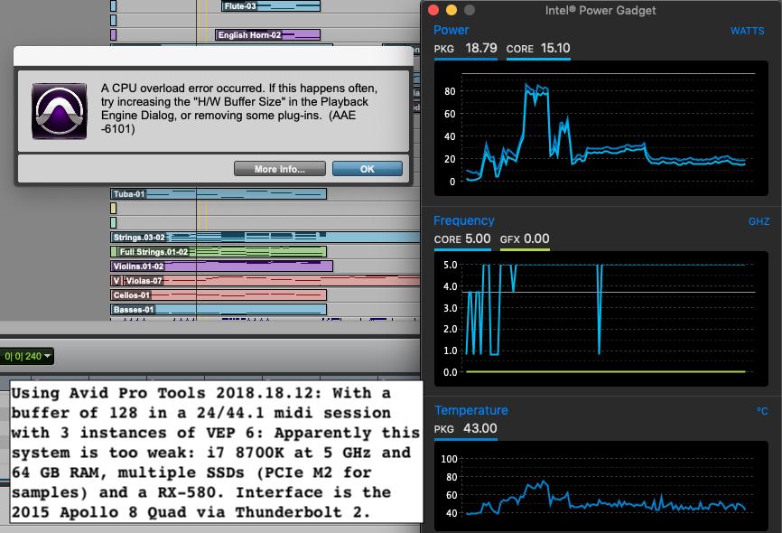 Protools 12 XX performance optimization script and important tips