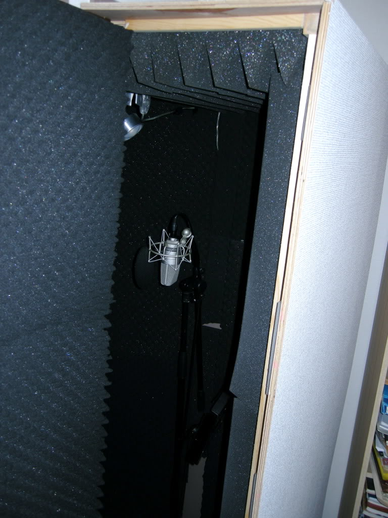 Help Tune My Small Vocal Booth  Please