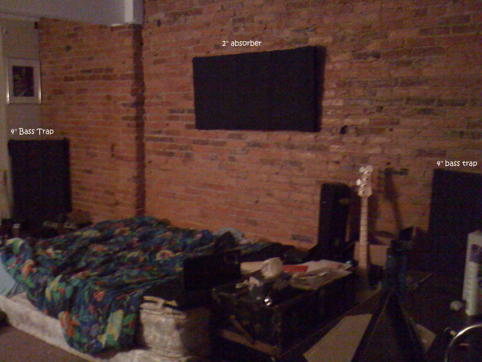 Design my studio apartment my ideal recording studio for Help me decorate my apartment