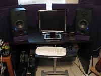 Need absorption for desk reflections-desk.jpg