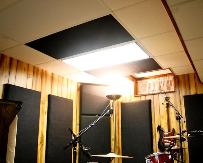 Roxul Rockboard 60 Diy Ceiling Tile Gearslutz Pro Audio