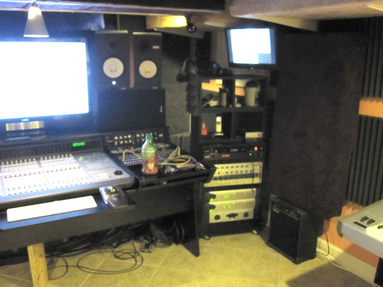 Acoustics1 Jpg Basement Low Ceilings What S My Next Move