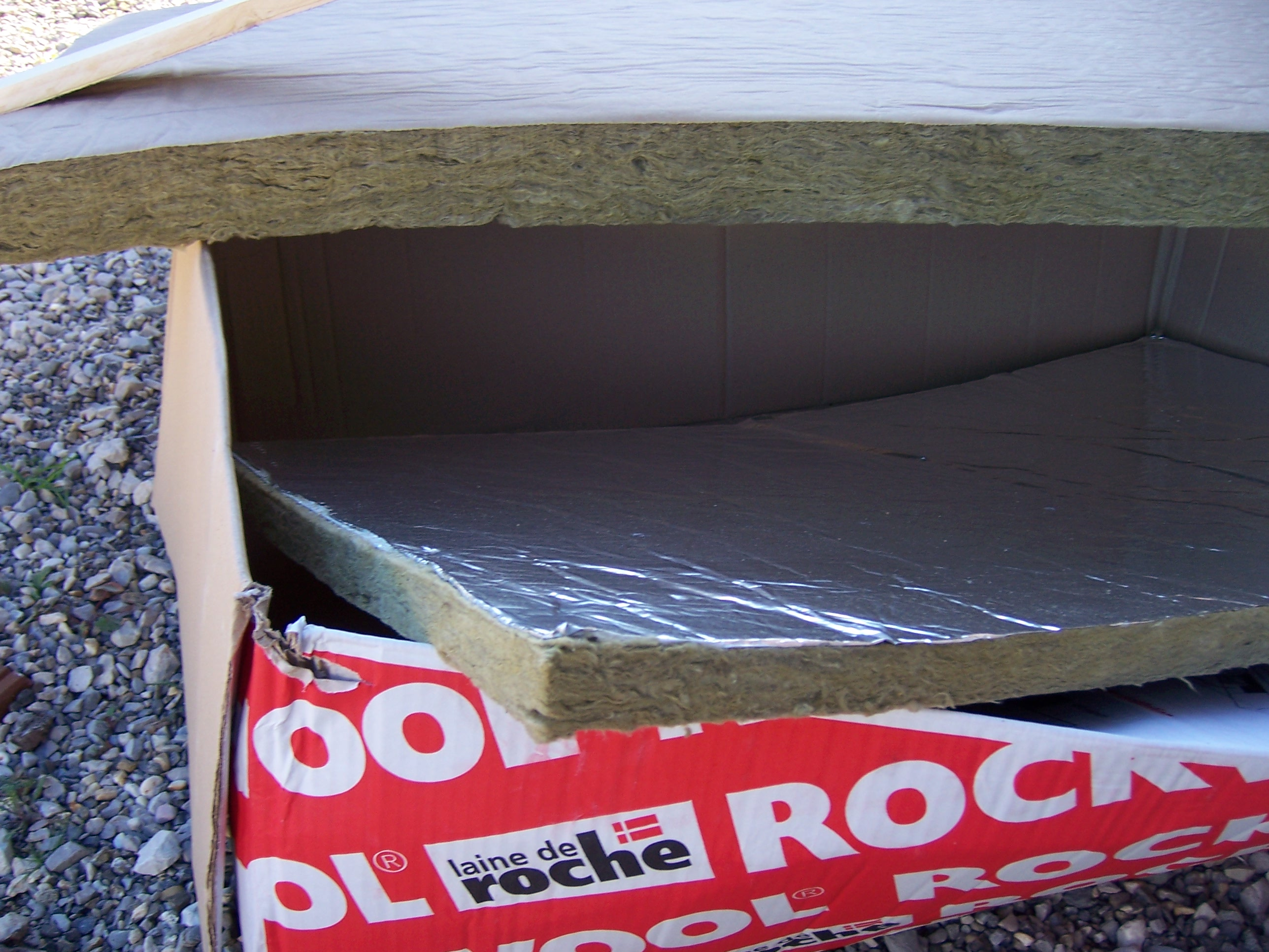 clarification of rockwool properties for bass traps and