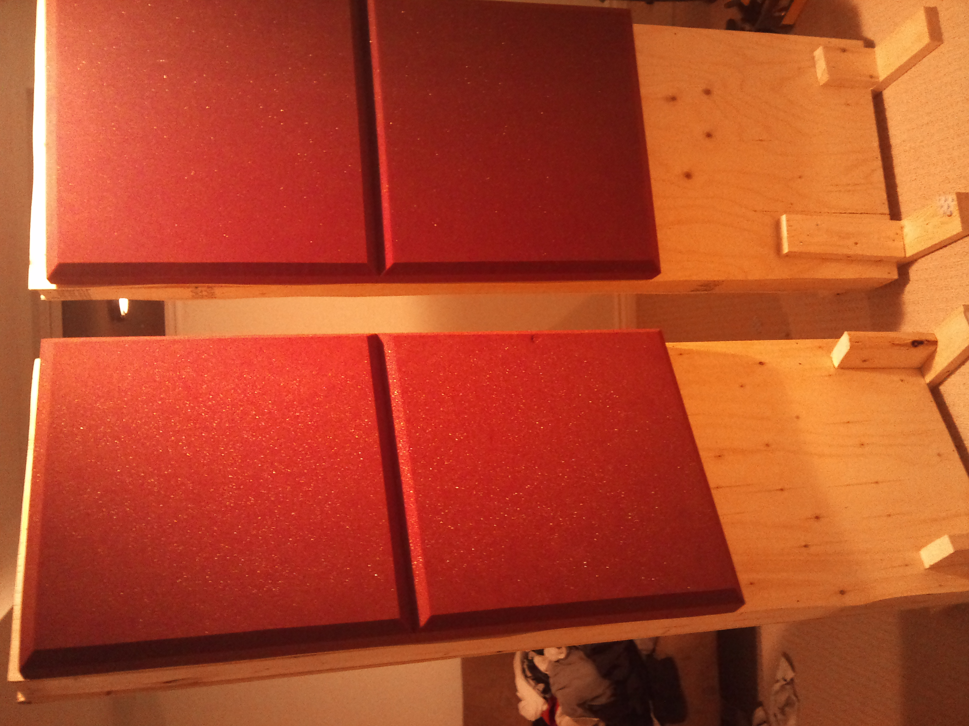 how to build a vocal booth