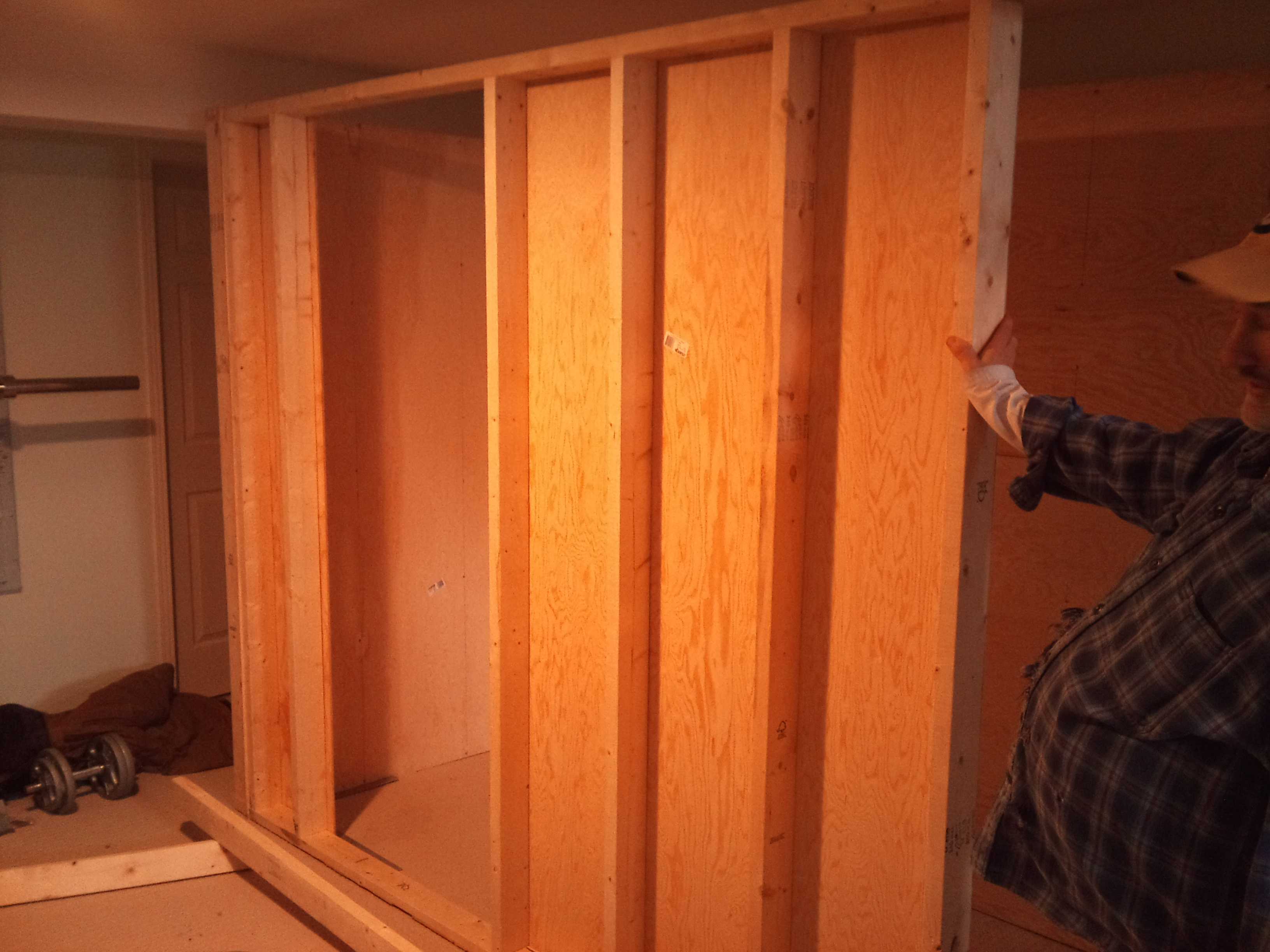 Building A Professional Vocal Booth Pics Added Soon