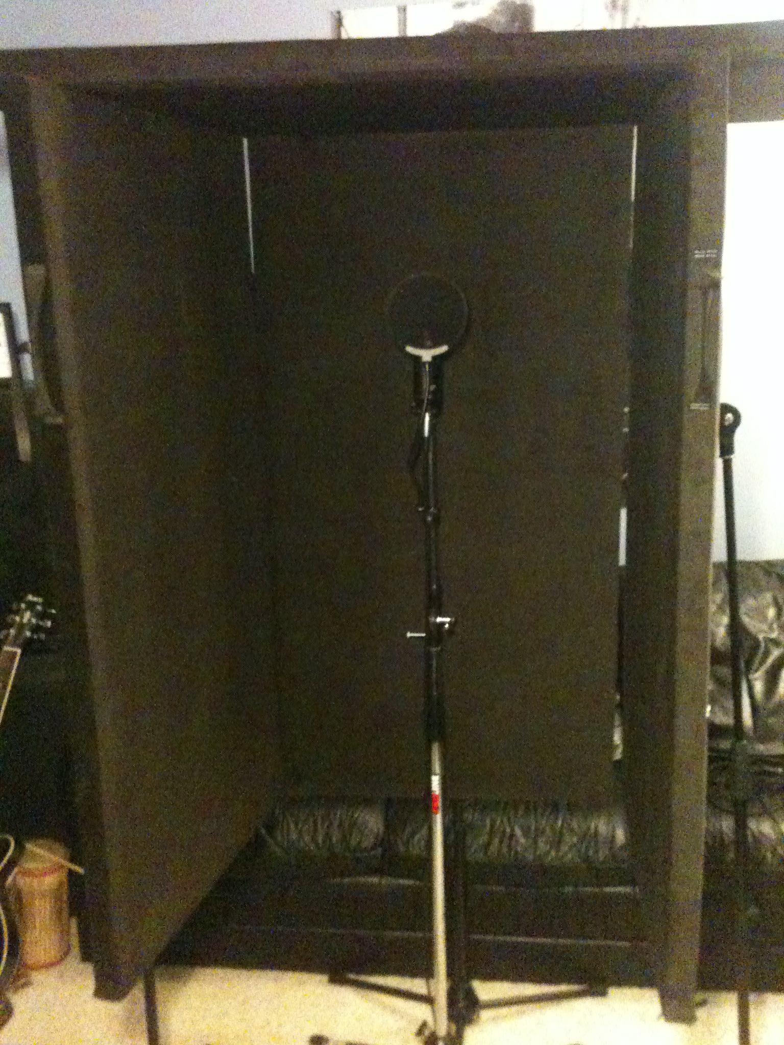 Tremendous Breathtaking Diy Vocal Booth Diy Biji Us Largest Home Design Picture Inspirations Pitcheantrous