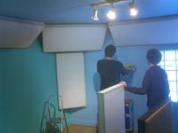 "Real Traps ""Mini Traps installation at The Library Studio-3-drum-corner-takings.jpg"