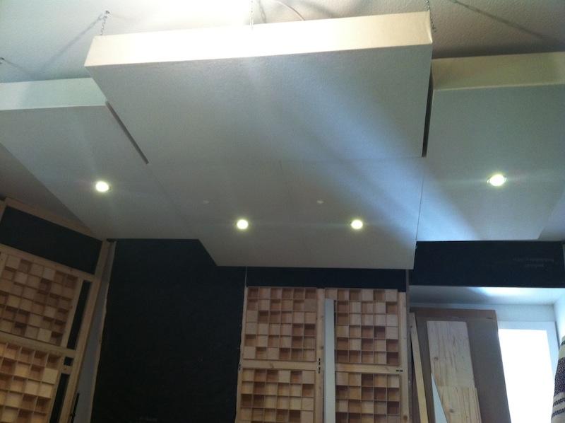 Hanging Sound Clouds 18ft Ceilings Gearslutz Pro Audio