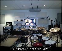 Need Feedback On Medium Sized Home Studio (Dims, Pics & DIY Methods Included)-left-wall.jpg