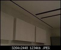 Need Feedback On Medium Sized Home Studio (Dims, Pics & DIY Methods Included)-left-wall-ceiling.jpg