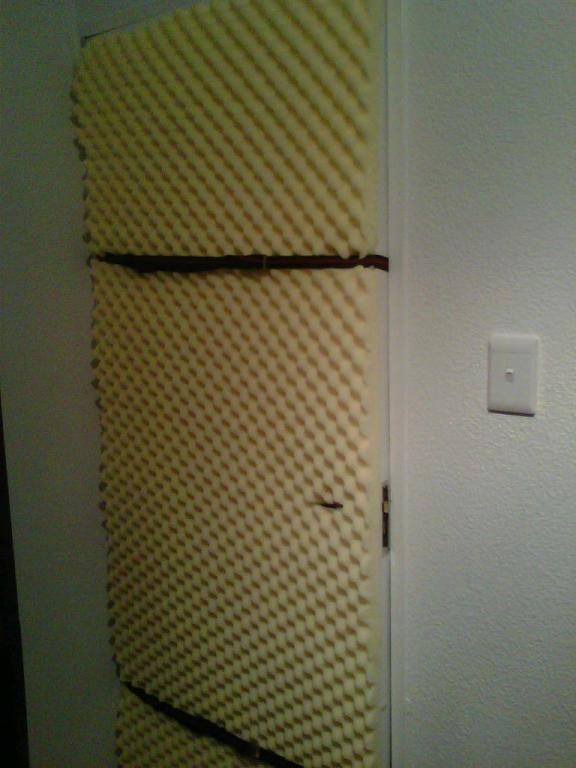 How To Mount Acoustic Foam Gearslutz Pro Audio Community