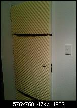 How to mount acoustic foam?-door-treatment.jpg