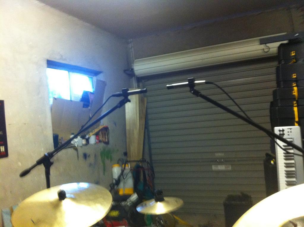 Drum Room Acoustics Gearslutz Pro Audio Community