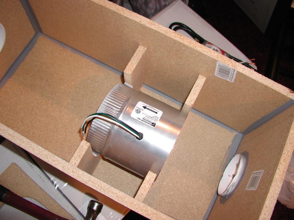 DIY Vocal Booth Ventilation - Gearslutz