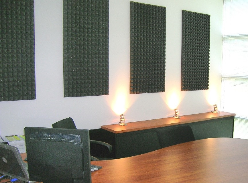 How To Mount Acoustic Foam Page 2 Gearslutz Pro Audio