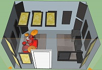Sound Treatment Advice for 9'x11' Recording Room-north.jpg