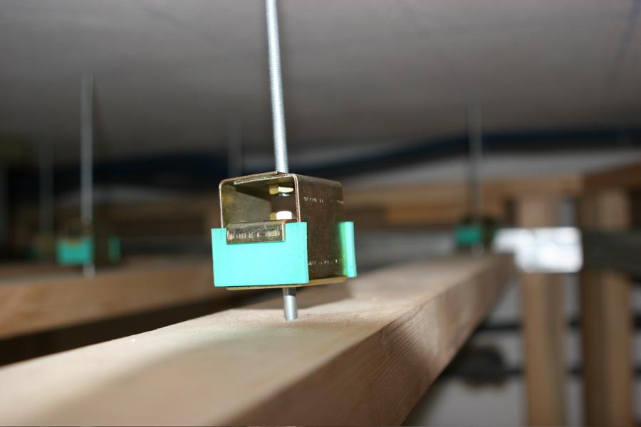 Ceiling Acoustic Hangers In Europe Gearslutz