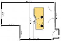 Ethan and Glenn - Shot my room, whhaddah you think?-studio-diagram2.jpg