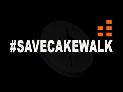 Help!   #SAVECAKEWALK - Gearslutz