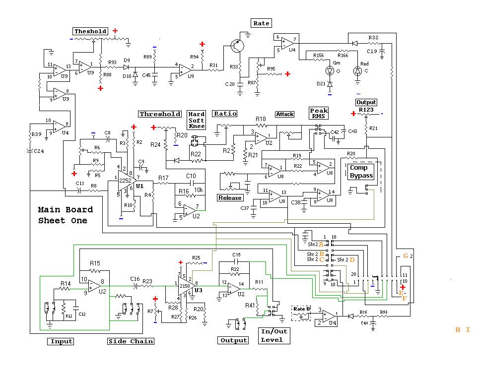 alesis 3630 mod REV D - Gearz on alesis ra150 schematic, alesis sr-16 demo, alesis studio 32 schematic,