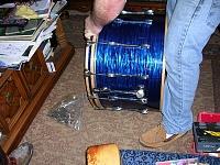 the bass drum rebuild adventure-instal.jpg