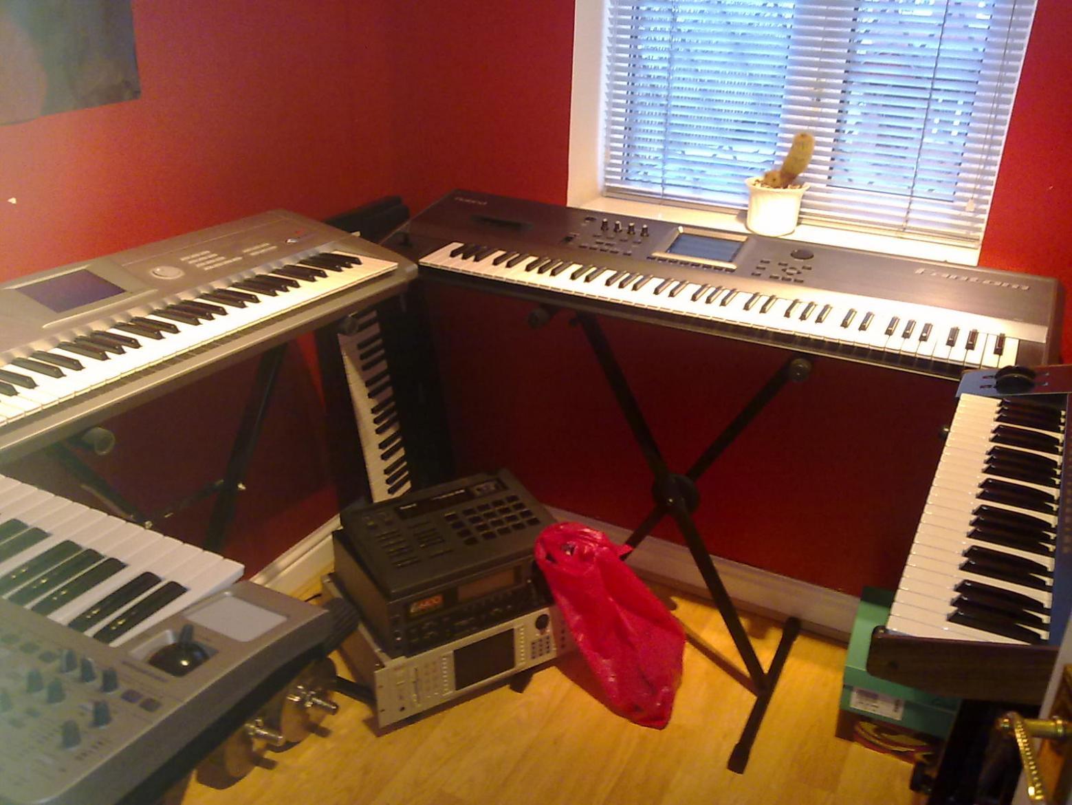 Bedroom Studio Gearz Pro Audio Community