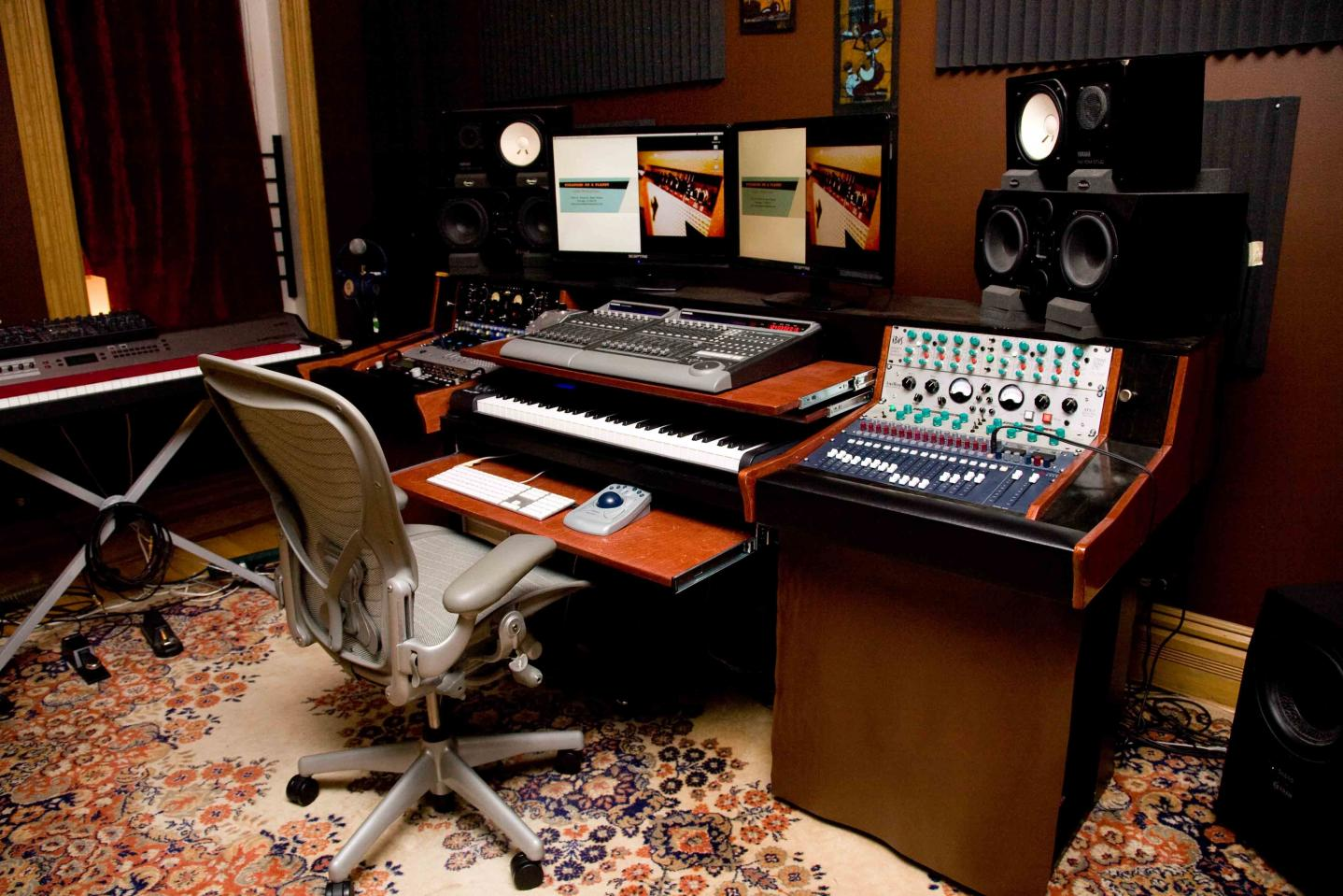 Studio Furniture Gearslutz Pro Audio Community