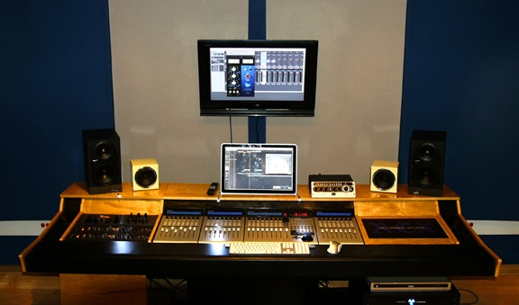music studio audio techno - photo #21