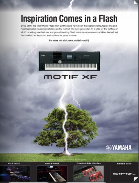 Yamaha Motif XF - Gearslutz