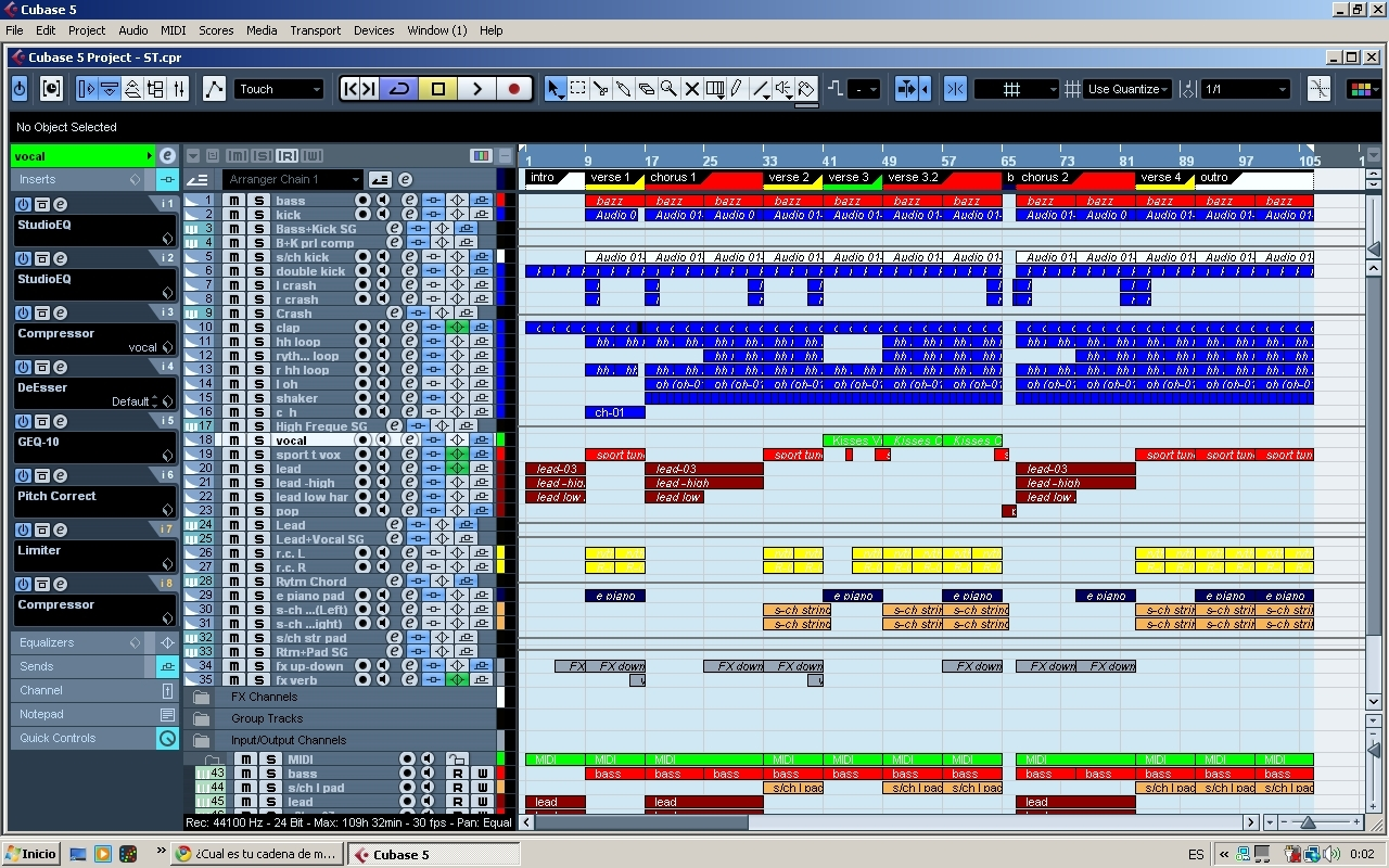 Music Production : Download Cubase 5.5.3 Update