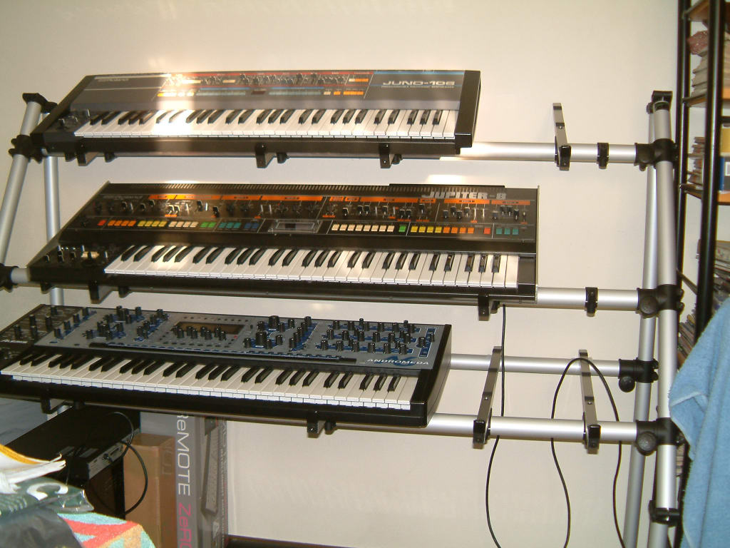 rig acapella keyboard central rack harmony keyboards pics forum