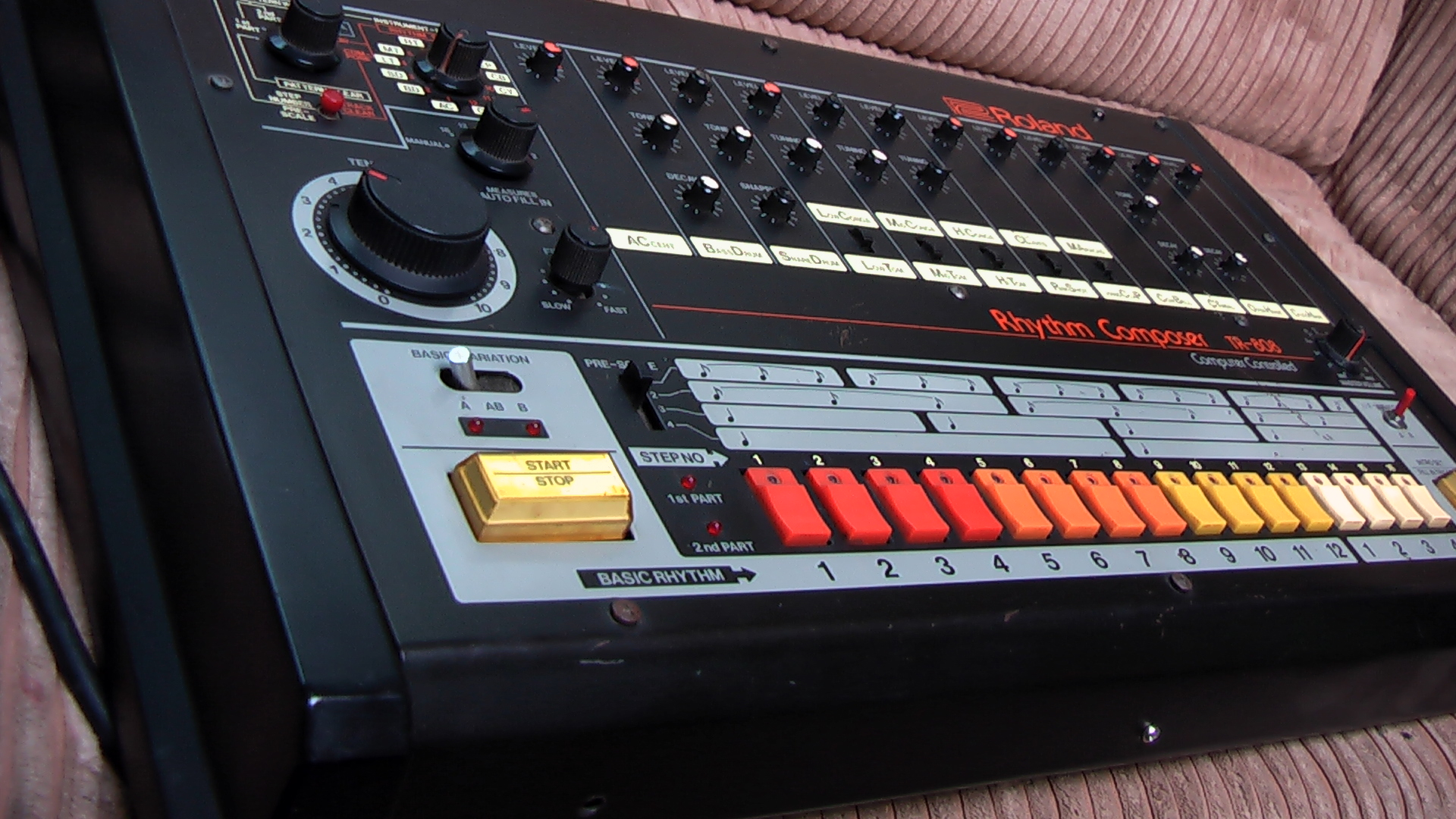 Electronic Musical Instruments : The electronic music instruments picture thread