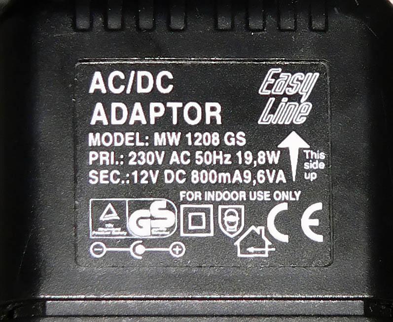 Idiot's guide to power adaptors - Gearslutz