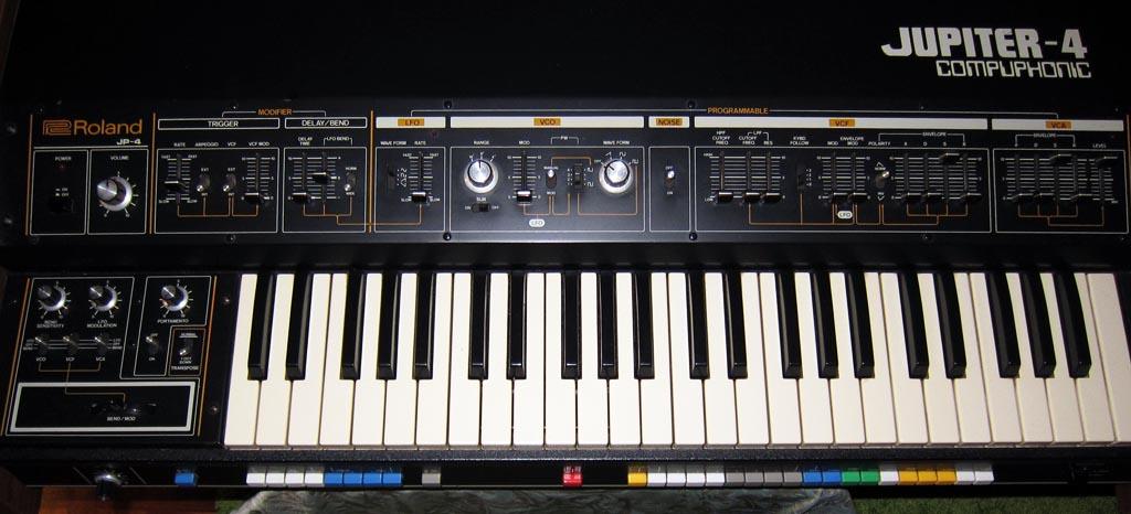 Roland Jupiter-4 Roll Call - Page 2 - Gearslutz