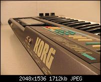 Korg Poly 800 with a Toshiba Libretto laptop and an Alesis Nanoverb built in!-10.jpg
