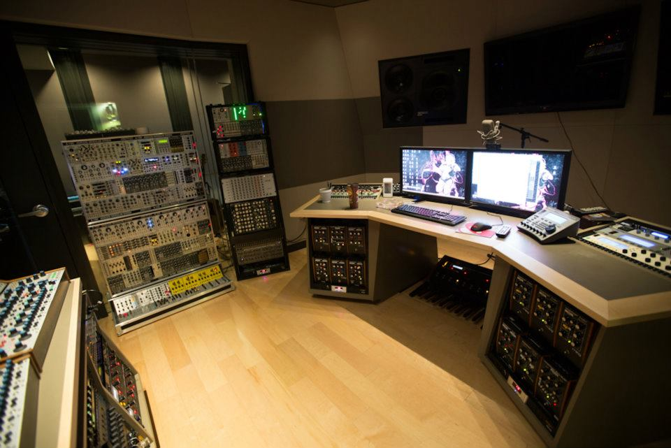Deadmau5 S Studio Build Photos Gearslutz Com
