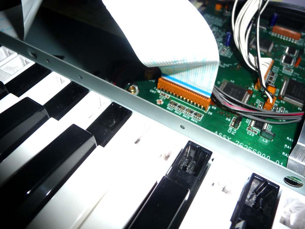 Roland Digital Piano Spare Parts : jd800 keyboard replacement and parts gearslutz pro audio community ~ Vivirlamusica.com Haus und Dekorationen